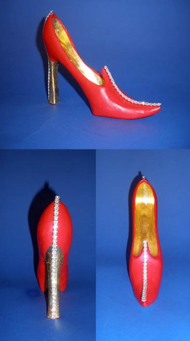 ©Heidi Loewen Diamond Shoes