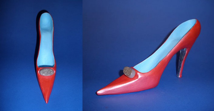©Heidi Loewen Doris Day Shoes