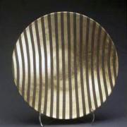 ©Heidi Loewen Gold Porcelain Platters