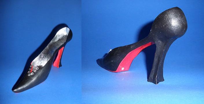 ©Heidi Loewen Stiletto Shoes