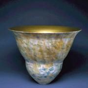 ©Heidi Loewen 22 karat vases